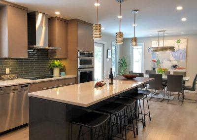 Ranch Style Bungalow  |  Main FloorRenovation