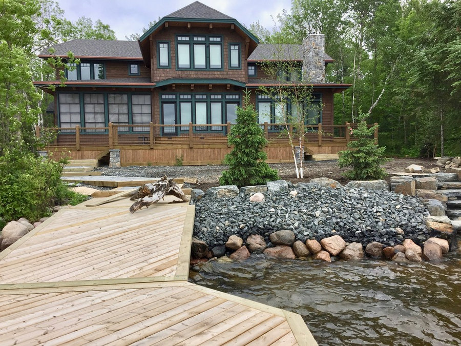 FALCON LAKE  |  NEW BUILDCOTTAGE