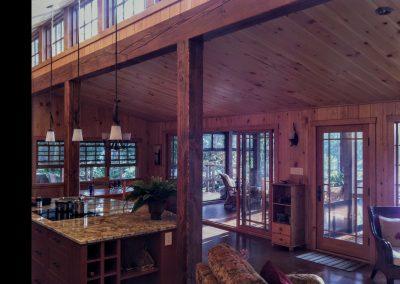 Cabin Cottage Renovation
