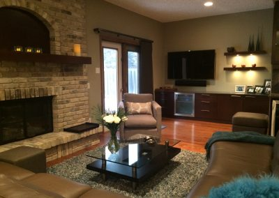 Tuxedo Home  |  Great Room and KitchenRenovation